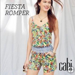 CAbi Fiesta Romper 5261
